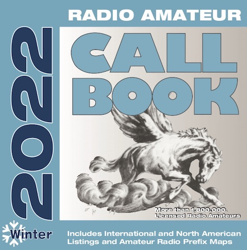 Cover Radio Amateur Callbook